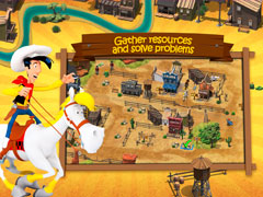 Lucky Luke: Transcontinental Railroad Builders thumb 3