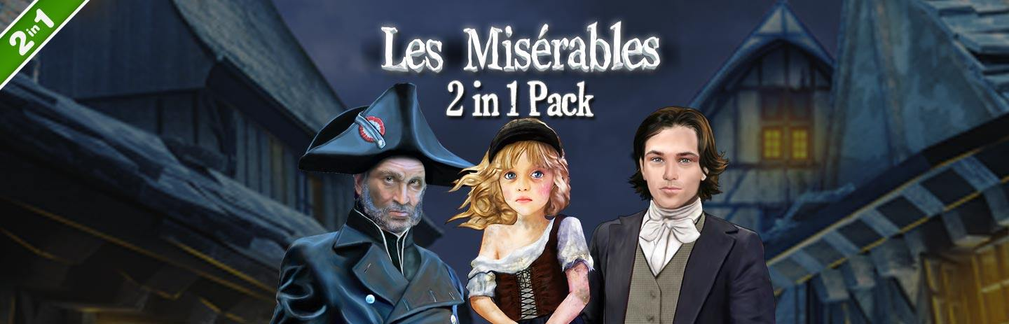 Les Miserables 2-in-1 Pack
