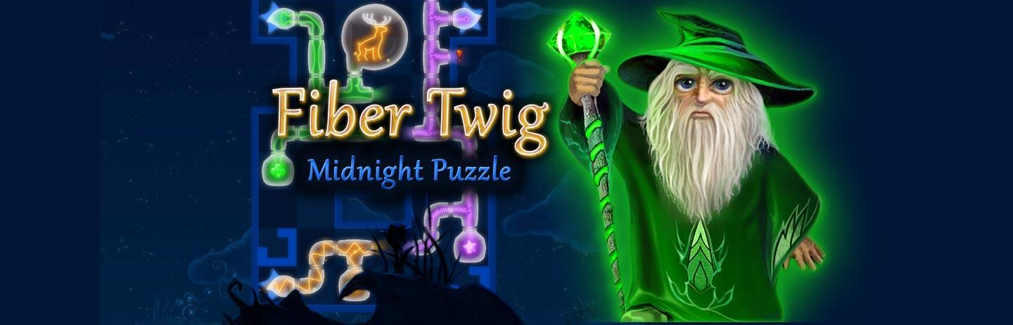 Fiber Twig: Midnight Puzzle