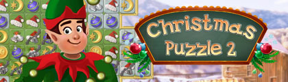 Christmas Puzzle 2 screenshot