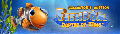 Fishdom: Depths of Time Collector's Edition screenshot