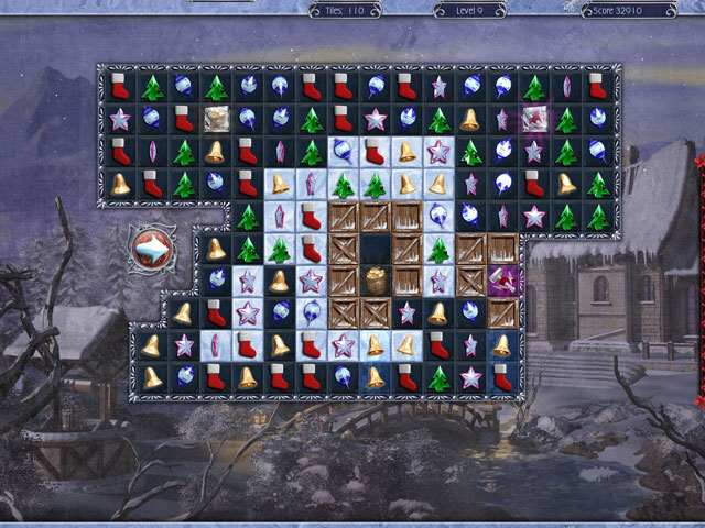 Jewel Match Snowscapes large screenshot