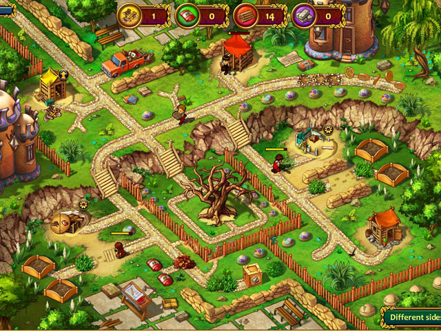 Gardens Inc. 3 - A Bridal Pursuit Collector's Edition large screenshot