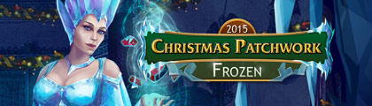 Christmas Patchwork - Frozen screenshot