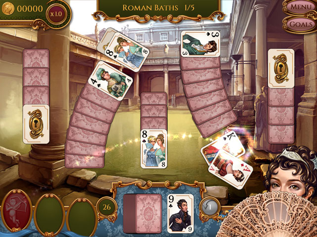 Regency Solitaire large screenshot