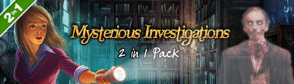Mysterious Investigations 2 in 1 Pack screenshot