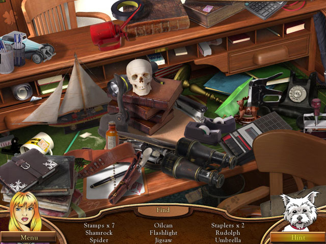 Mysterious Investigations 2 in 1 Pack large screenshot