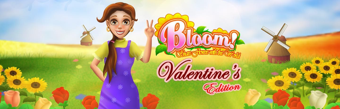 Bloom! Valentine's Edition