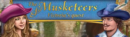 The Musketeers: Victoria's Quest screenshot