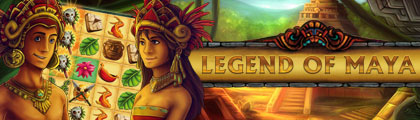 Legend of Maya screenshot