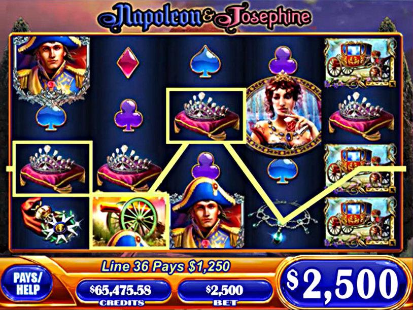Buffet Treasury Casino Brisbane Slot Machine
