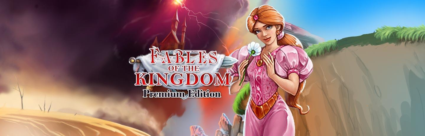 Fables of the Kingdom Premium Edition