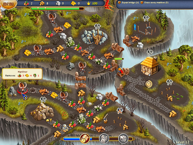 Fables of the Kingdom Premium Edition large screenshot