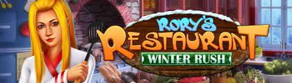 Rory's Restaurant - Winter Rush screenshot