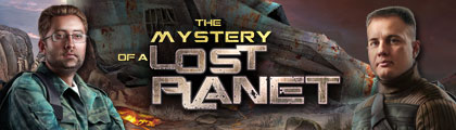 The Mystery of a Lost Planet screenshot