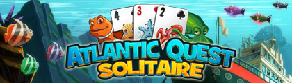 Atlantic Quest Solitaire screenshot