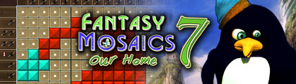 Fantasy Mosaics 7 screenshot