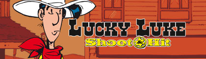 Lucky Luke: Shoot & Hit screenshot