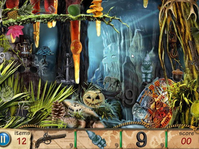 Detective Mystery - Hidden Object Collection large screenshot