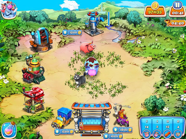 Farm Frenzy: Hurricane Season large screenshot