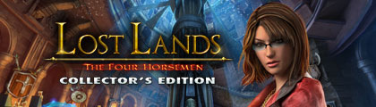 Lost Lands: The Four Horsemen Collector's Edition screenshot