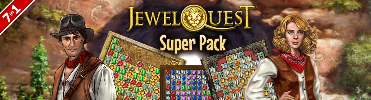 Jewel Quest Super Pack
