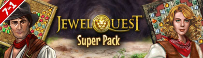 Jewel Quest Super Pack screenshot