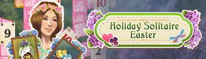 Holiday Solitaire Easter screenshot