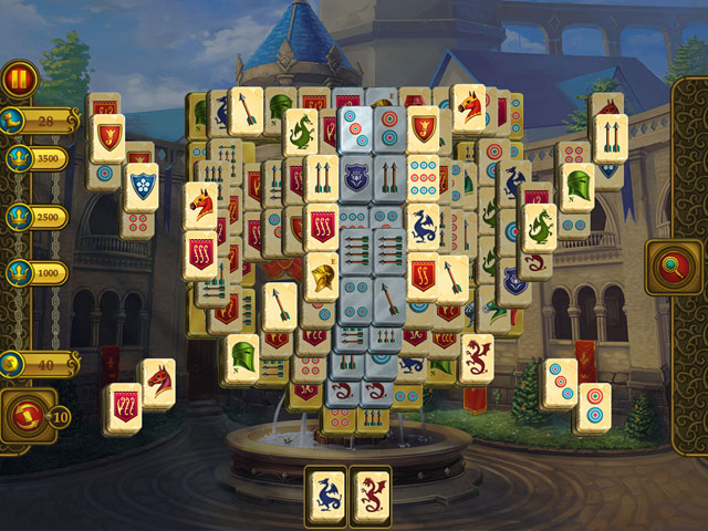 Royal Mahjong - King's Journey large screenshot