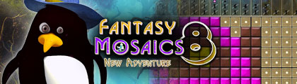 Fantasy Mosaics 8: New Adventure screenshot