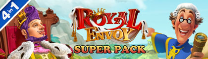 Royal Envoy Super Pack screenshot