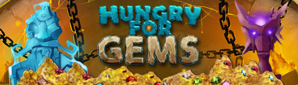 Hungry for Gems screenshot