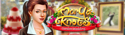 Mary Knots: Garden Wedding screenshot