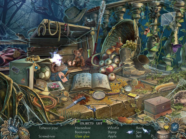 Stranded Dreamscapes: The Prisoner Collector's Edition large screenshot