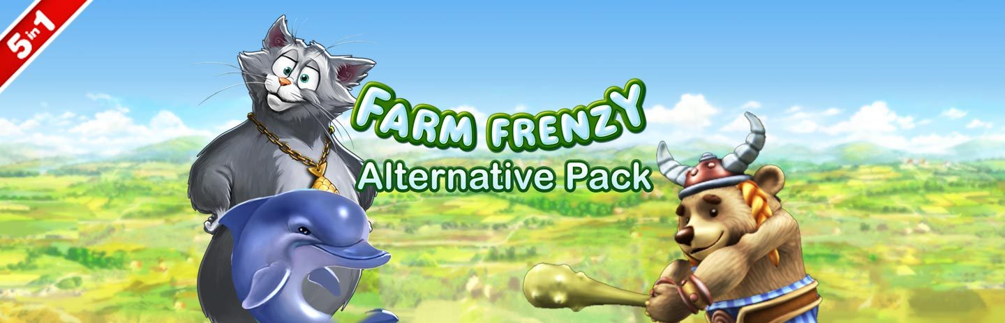 Farm Frenzy Alternative Pack