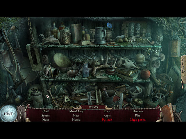 Shiver: Moonlit Grove Collector's Edition large screenshot
