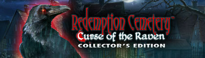 Redemption Cemetery: Curse of the Raven Collector's Edition screenshot
