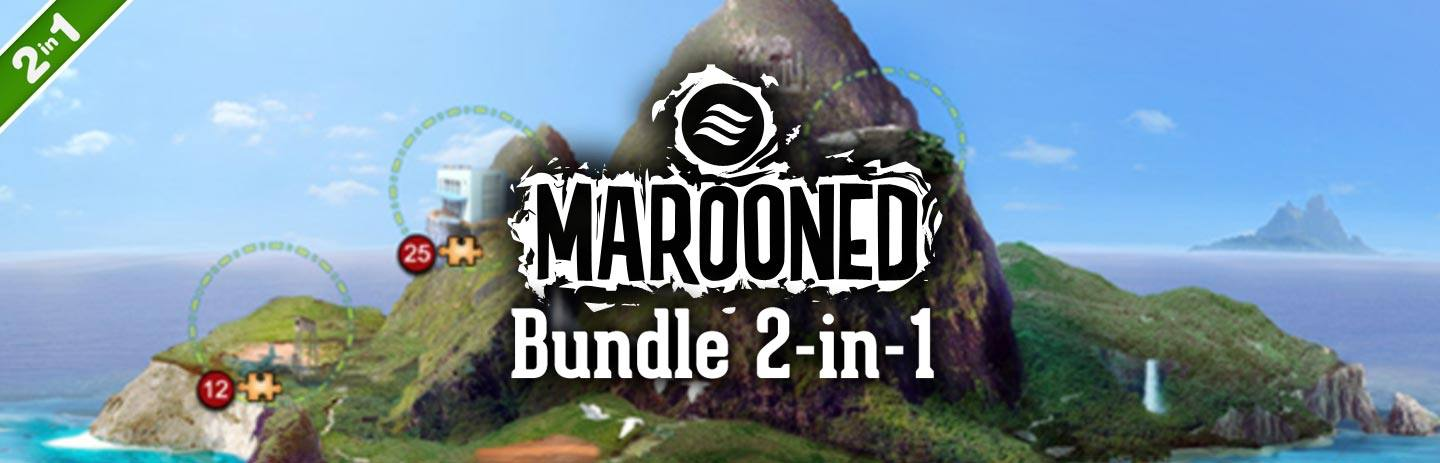 Marooned Bundle 2 in 1