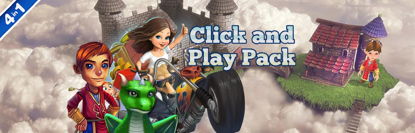 Click and Play Pack