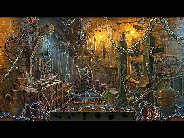 Dark Tales: Edgar Allan Poes The Masque of the Red Death large screenshot