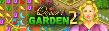 Queen's Garden 2 screenshot