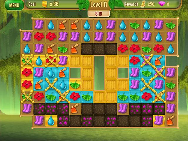 Queen's Garden 2 large screenshot