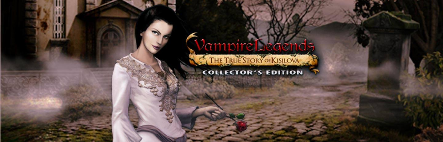 Vampire Legends: The True Story of Kisilova CE