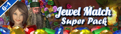 Jewel Match Super Pack screenshot