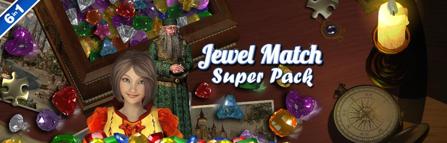 Jewel Match Super Pack