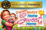 Download Delicious - Emily's Home Sweet Home Game