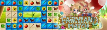 Fairyland Match screenshot
