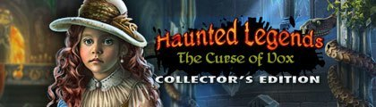 Haunted Legends: The Curse of Vox Collectors Edition screenshot