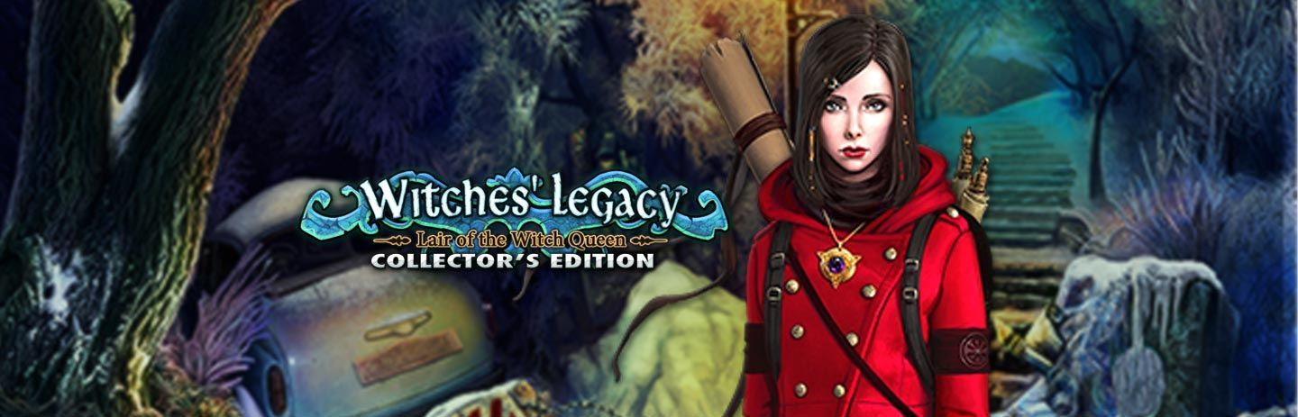Witches Legacy: Lair of the Witch Queen Collector's Edition