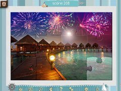 Jigsaw Puzzle - Beach Season thumb 1